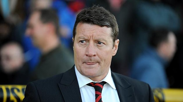 Danny Wilson bemoaned two defensive errors