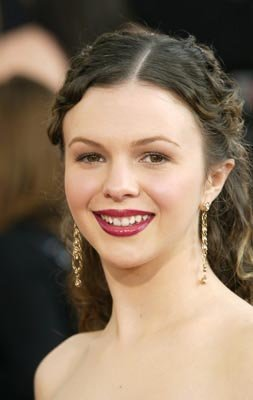 Amber Tamblyn Golden Globes - 1/25/2004