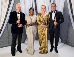 Meryl Streep, Jean Dujardin Returning to the Oscars