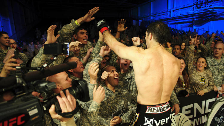MMA: UFC-Fight for the Troops-Kennedy vs Natal