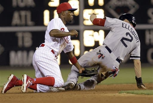 Ortiz, Gomes homer as Red Sox beat Phillies 9-2