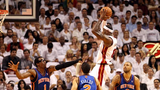New York Knicks v Miami Heat - Game Five