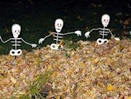 Scary skeletons!