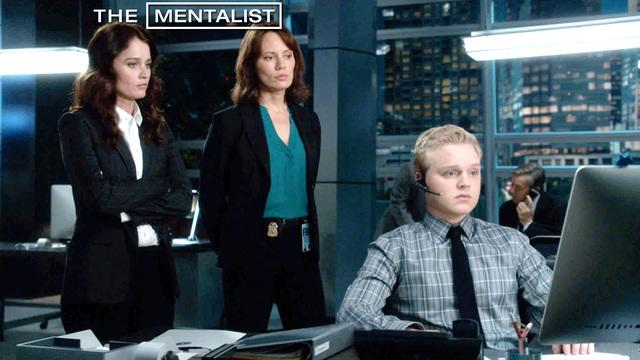 The Mentalist - No Fracking!