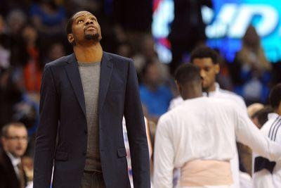 Kevin Durant's injury forces summer of reckoning for Thunder