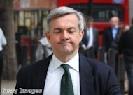 Huhne's speeding points wait finally over
