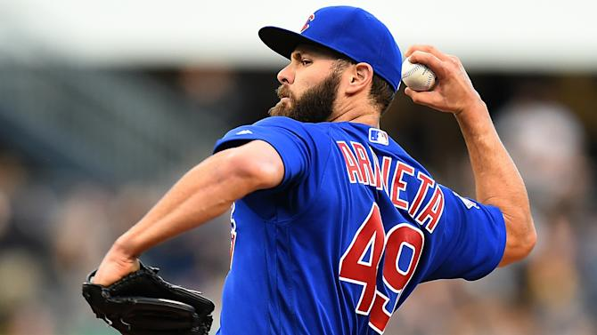 Arrieta goes 6-0 for Cubs, Smoak smacks Blue Jays walk-off