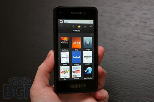 Executive behind RIM's BlackBerry 10 UI jumps ship [updated]