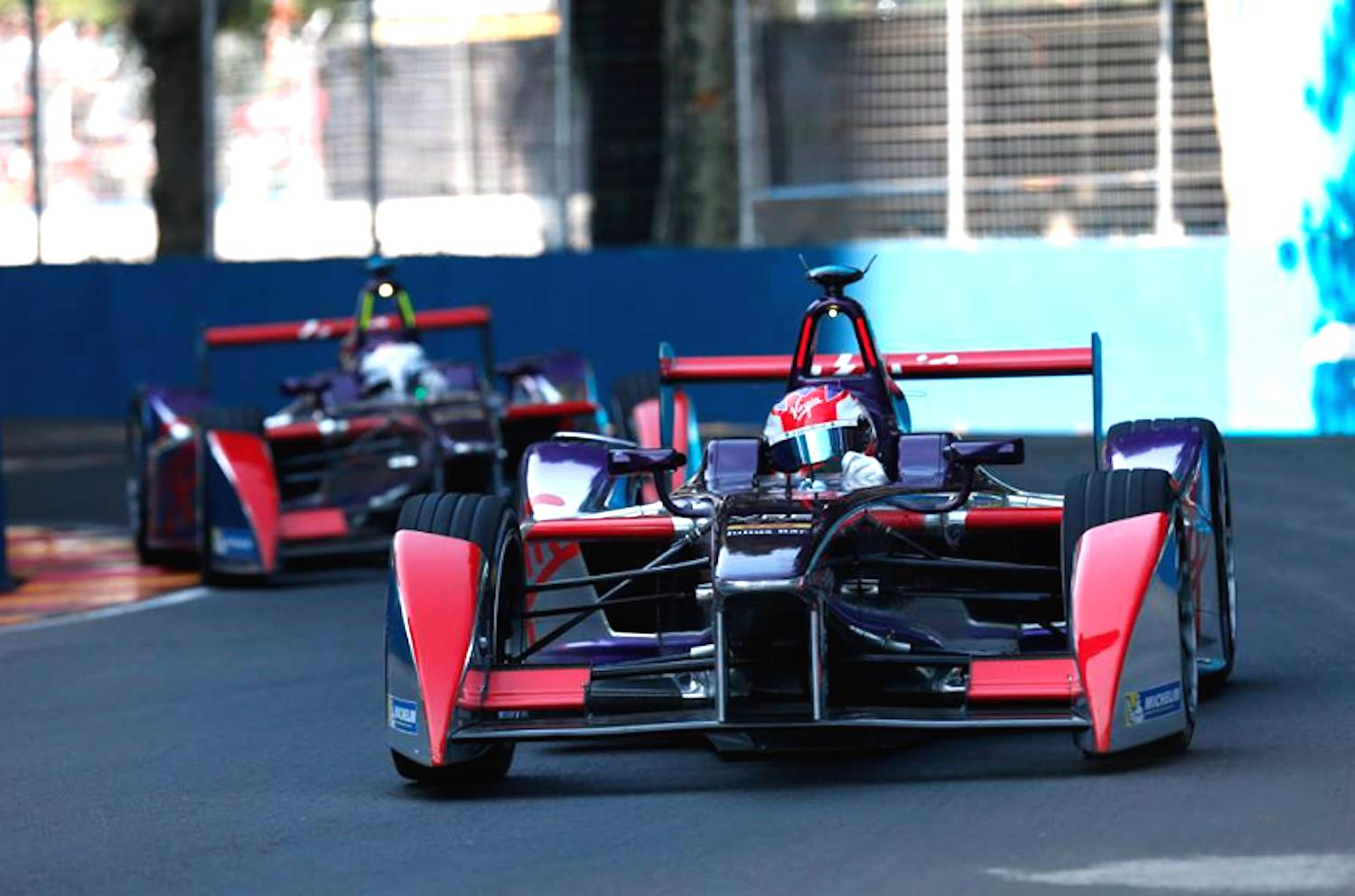 Robots, start your engines: Formula E plans race series for self-driving cars