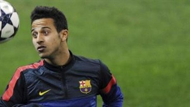 Bayern, City in for Thiago