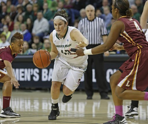 No. 20 Green Bay wins Horizon League tournament
