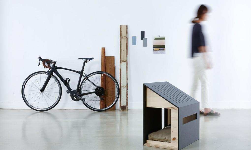 Elegant Doghouse Collection Will Put Your Human Home to Shame
