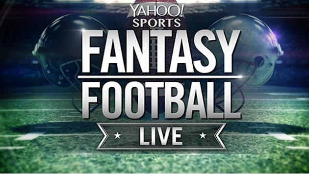 Fantasy Football Live - Sundays at 11:30am ET