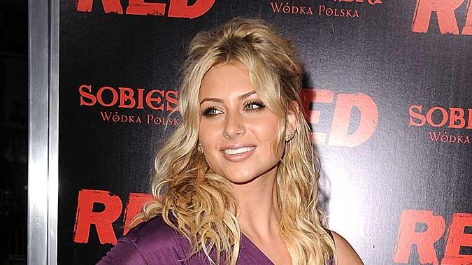 Aly Michalka RED Pr