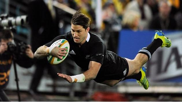Championship - Carter milestone as New Zealand see off Argentina