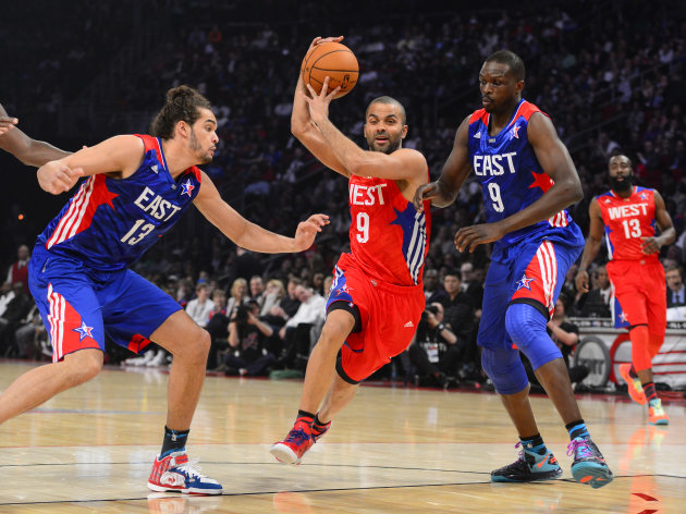 With the All-Star Game behind him, Tony Parker will look to keep the
