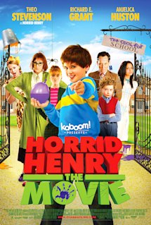 Poster of Horrid Henry: The Movie