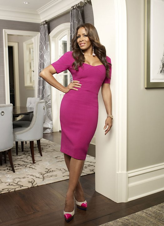 "Sheree Whitfield stars in ""The Real Housewives Of Atlanta."""