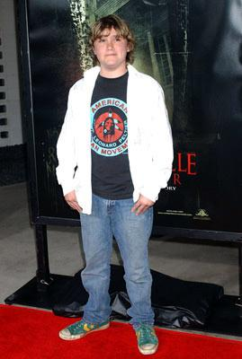 Jesse James at the Hollywood premiere of MGM's The Amityville Horror