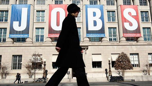 Businesses Upbeat About Jobs, Economic Growth