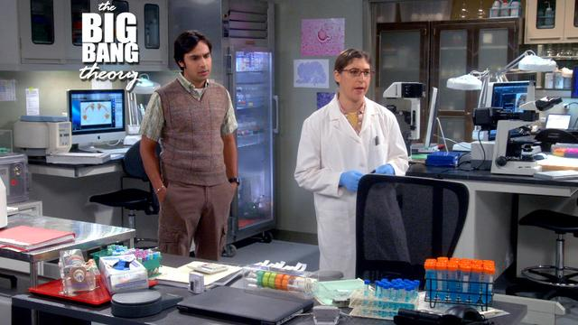 The Big Bang Theory - Powerful Stuff