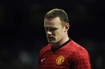 Rooney left out of Manchester United squad for Community Shield