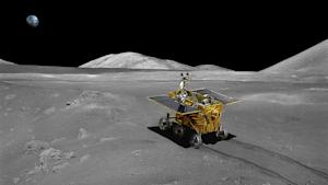 China Moon Rover Mission to be 1st Lunar Landing in …