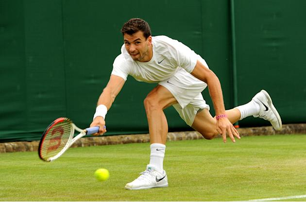 Tennis - 2013 Wimbledon Championships - Day Two - The All England Lawn Tennis and Croquet Club