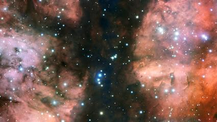 Amazing 'War and Peace' Nebula Picture Worth 1,000 Words