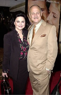 Premiere: Delta Burke and Gerald McRaney at the Westwood premiere of Paramount's What Women Want - 12/14/2000