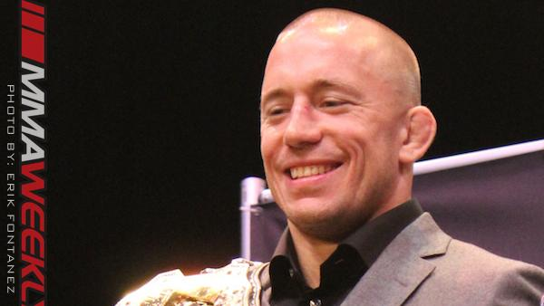 Georges St-Pierre's Coach Believes the Fire Still Burns; UFC Boss Gives GSP Carte Blanche