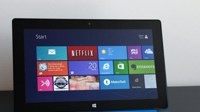 Microsoft Surface may not be a dud after all: sales projected to exceed 1 million units in Q4