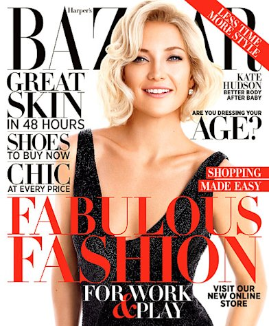 "Kate Hudson: Son Bingham Is a ""Happy, Joyous"" Baby"