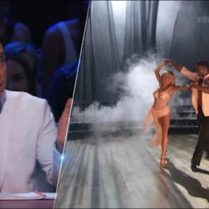 'DWTS' Judge Bruno Booed for Sexist Slam on Charlotte McKinney