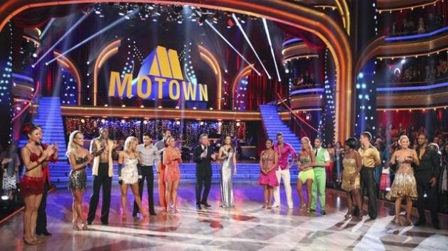 The cast of Week 6 of 'Dancing with the Stars,' April 23, 2012 -- ABC