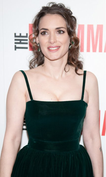 The Dilemma Chicago Premiere 2011 Winona Ryder