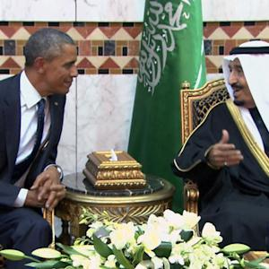 How Obama is courting the new Saudi leadership