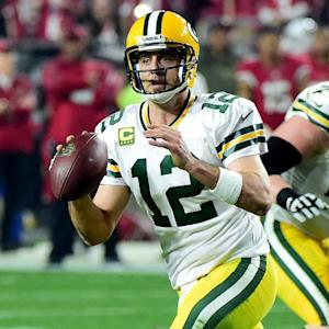 Packers QB Aaron Rodgers feels 'great' a month after knee surgery