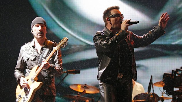 U2 are returning to Island Records