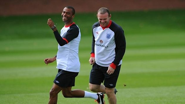 Ashley Cole and Wayne Rooney are close friends