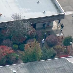 High School Shooting Reported Near Seattle