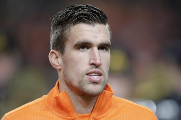 Dutch star Strootman certain to miss World Cup
