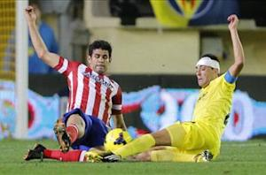Villarreal 1-1 Atletico Madrid: Two own goals as Yellow Submarine salvage point