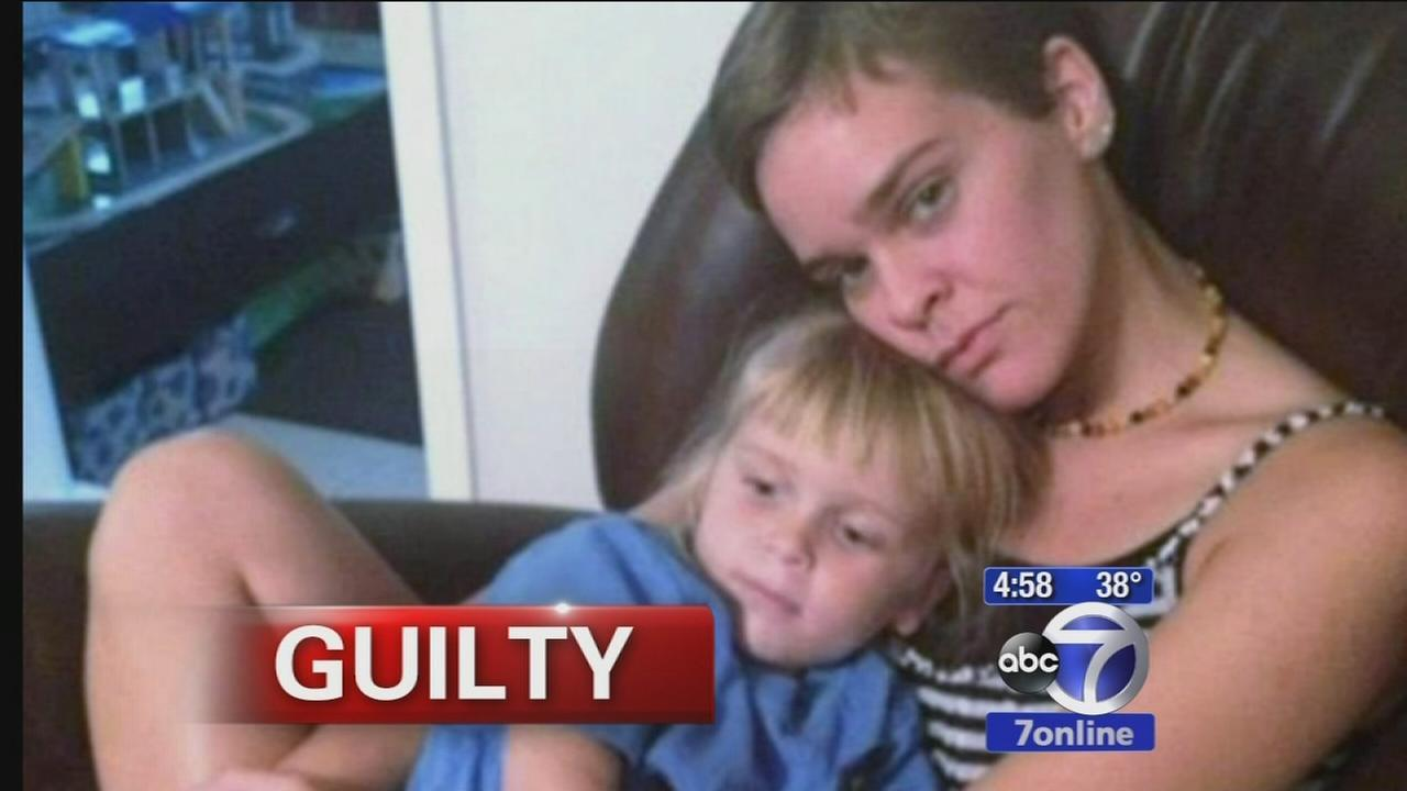 Mom convicted of killing son, 5, by poisoning him with salt