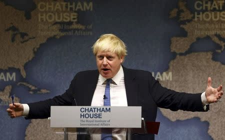 Britain may continue with some EU cooperation post-Brexit: Johnson
