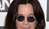 Ozzy Osbourne Burns Hair In LA House Fire