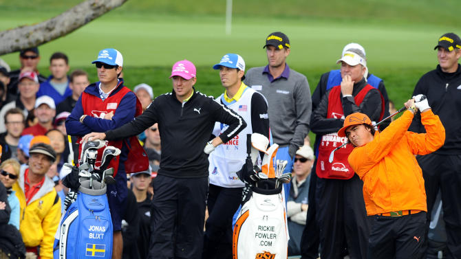PGA: Farmers Insurance Open-Third Round
