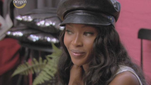 'The Face' Exclusive: Naomi's Advice