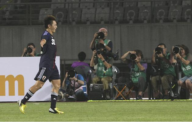 South Korea North Korea Japan Soccer East Asian Cup