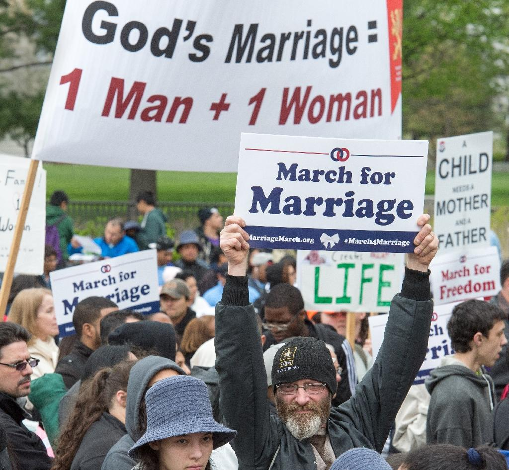US Supreme Court divided on gay marriage